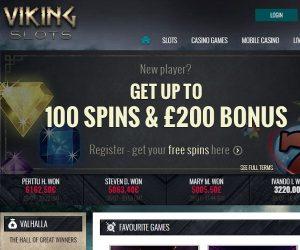 viking slots